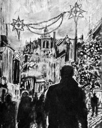 Leicester at Christmas